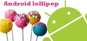 Las novedades de 'Lollipop', el nuevo sistema operativo de Android