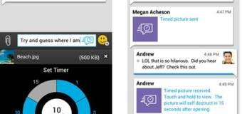 BlackBerry Messenger no se rinde y mejora para competir con WhatsApp