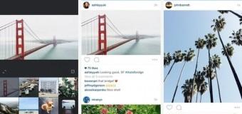 Instagram acaba con la dictadura de las fotos cuadradas
