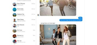 Facebook Messenger tendrá una versión independiente para la Web