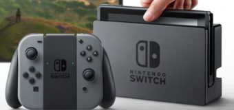 Así es Switch, la nueva consola portátil de Nintendo