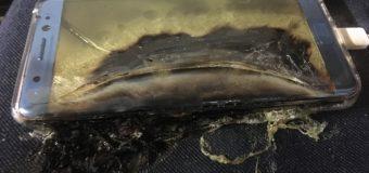Samsung Note 7, adiós al celular que explotaba